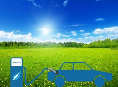 unieke brandstof CO2Fuel (BTL/HVO)